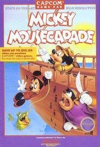 Mickey Mousecapade per Nintendo Entertainment System