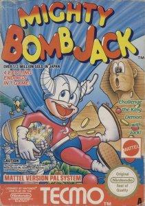 Mighty Bomb Jack per Nintendo Entertainment System