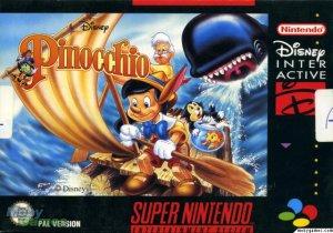 Pinocchio per Super Nintendo Entertainment System