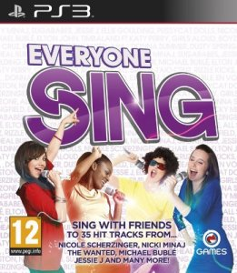 Everyone Sing per PlayStation 3