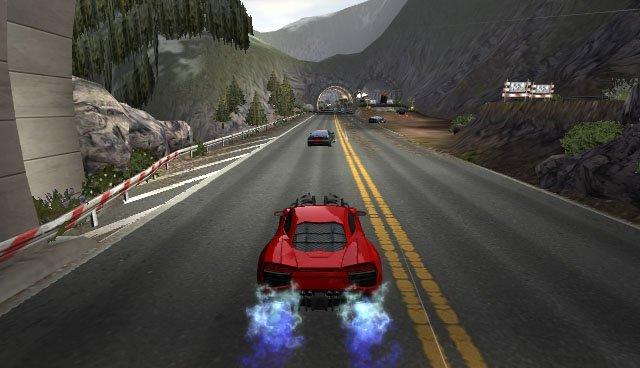 Spy Hunter per PlayStation Vita disponibile da oggi