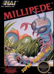 Millipede per Nintendo Entertainment System