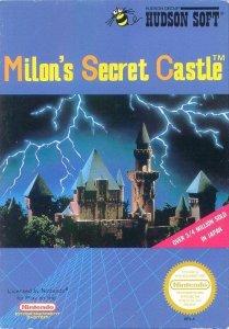 Milon's Secret Castle per Nintendo Entertainment System