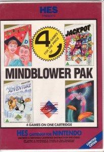 Mindblower Pak per Nintendo Entertainment System