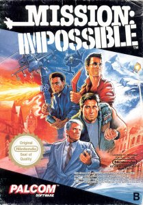 Mission: Impossible per Nintendo Entertainment System