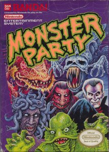 Monster Party per Nintendo Entertainment System