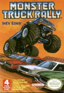 Monster Truck Rally per Nintendo Entertainment System