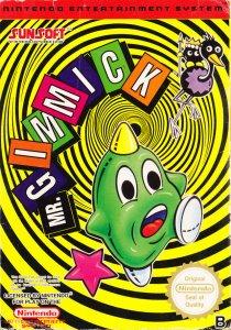 Mr. Gimmick per Nintendo Entertainment System