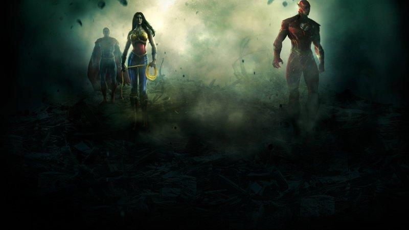 Injustice: Gods Among Us - Un nuovo picchiaduro da NetherRealm e DC Comics