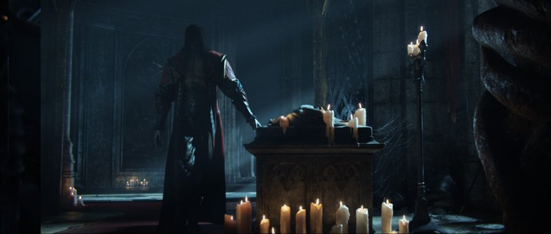 Primi dettagli sul gameplay di Castlevania: Lords of Shadow 2
