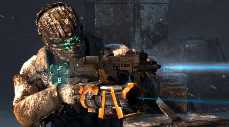 EA rilascia il primo screenshot ufficiale di Dead Space 3