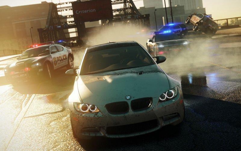 EA annuncia e mostra la prima immagine di Need for Speed: Most Wanted