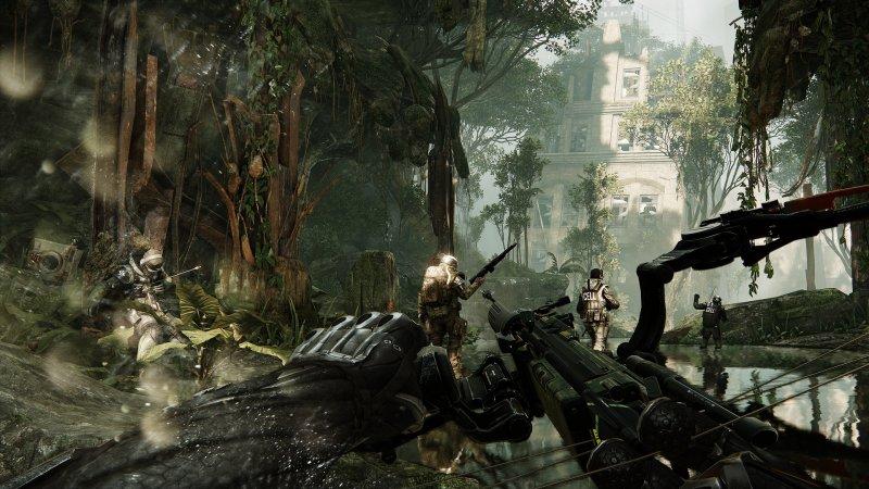 Un singolo nuovo screen di Crysis 3