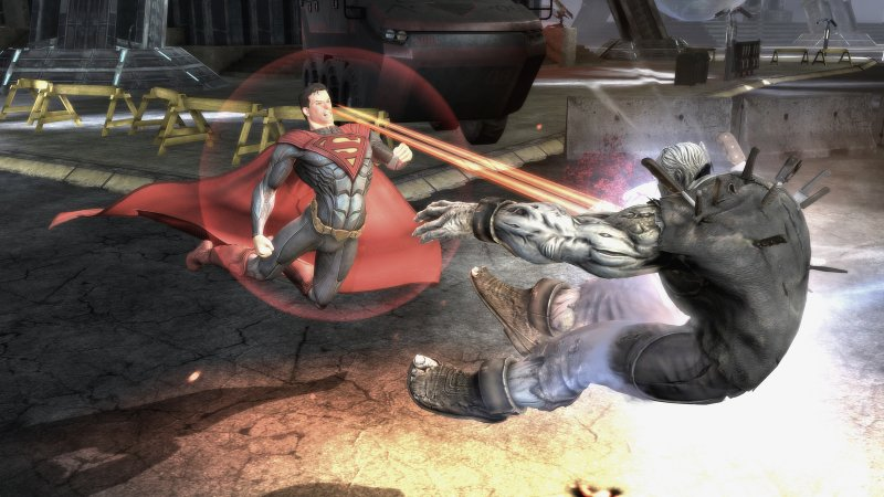 Anche Cyborg e Nightwing nel roster di Injustice: Gods Among Us