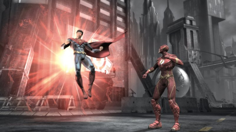 Anche Black Adam nel roster di Injustice: Gods Among Us