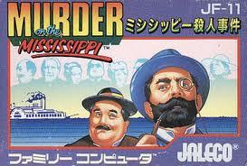 Murder on the Mississippi per Nintendo Entertainment System
