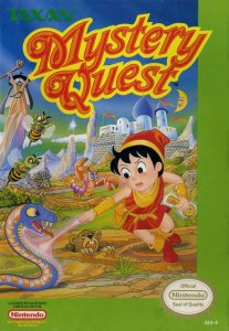 Mystery Quest per Nintendo Entertainment System