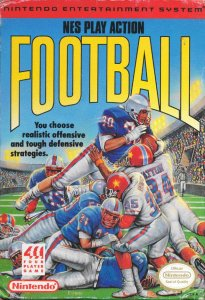 NES Play Action Football per Nintendo Entertainment System