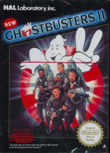 New Ghostbusters II per Nintendo Entertainment System