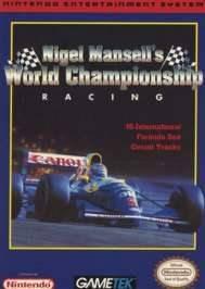 Nigel Mansell's World Championship per Nintendo Entertainment System