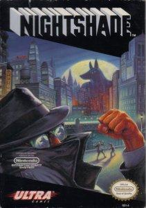 Nightshade per Nintendo Entertainment System