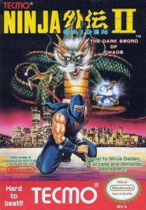 Ninja Gaiden II: The Dark Sword of Chaos per Nintendo Entertainment System