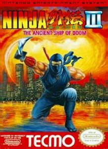 Ninja Gaiden III: Ancient Ship of Doom per Nintendo Entertainment System