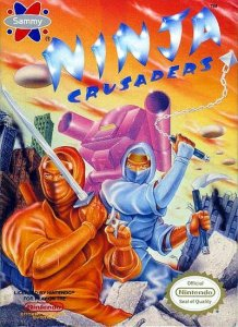 Ninja Crusaders per Nintendo Entertainment System