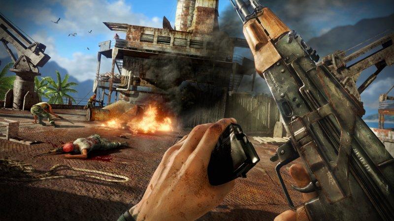 La trama di Far Cry 3 ruoterà attorno all'evoluzione del protagonista, non alle mere uccisioni