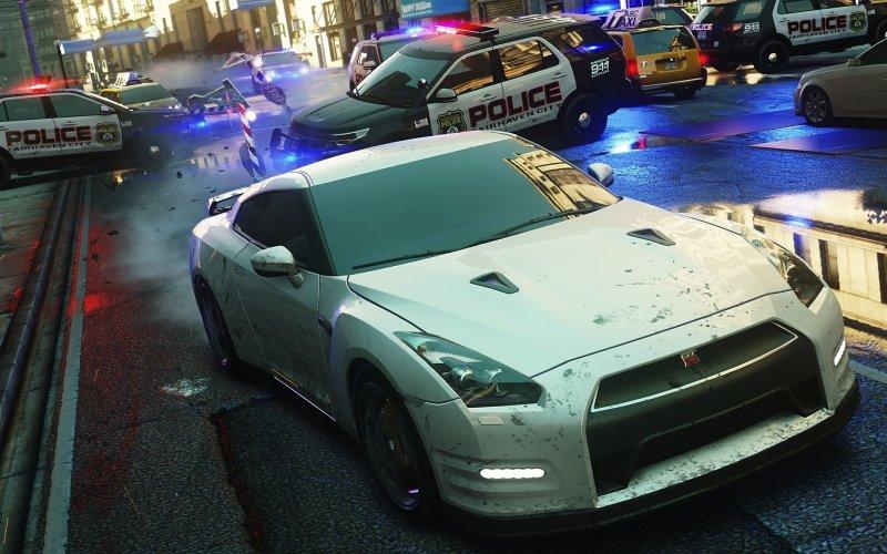 I nuovi DLC per l'edizione Wii U di Need for Speed: Most Wanted? Solo in caso di buone vendite