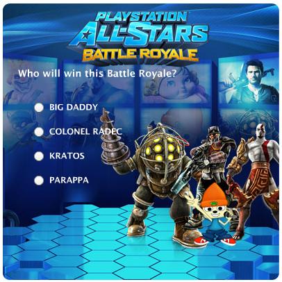 PlayStation All-Stars: Battle Royale, spuntano Nathan Drake e Big Daddy