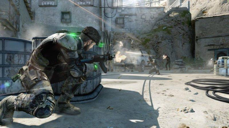 Confermata la versione Wii U per Tom Clancy's Splinter Cell: Blacklist