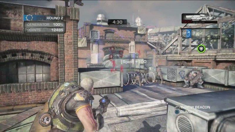 Niente Kinect per Gears of War: Judgment