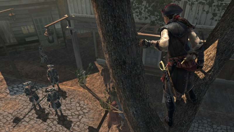 Assassin's Creed III: Liberation - Voci dal Sottobosco