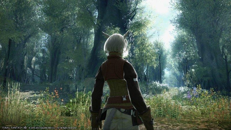 Final Fantasy XIV v2.0 - Voci dal Sottobosco