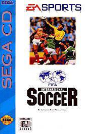 FIFA International Soccer per Sega Mega-CD