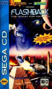 Flashback: The Quest for Identity per Sega Mega-CD