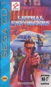 Lethal Enforcers per Sega Mega-CD