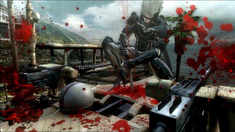 La vendetta tagliente di Raiden