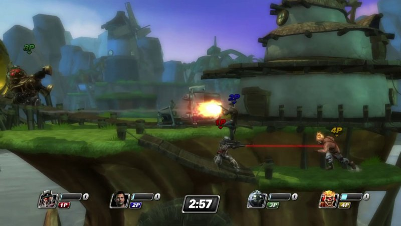 Beta pubblica in autunno per PlayStation All-Stars: Battle Royale