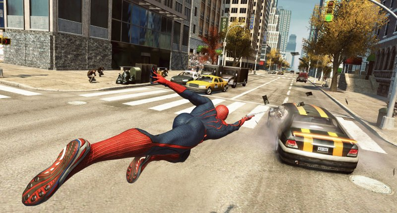 La versione PC di The Amazing Spider-Man uscirà con un po' di ritardo