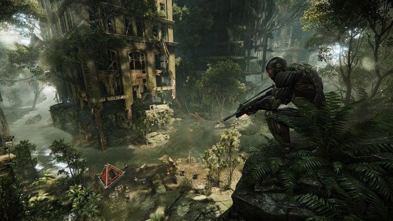 Gamescom 2012 - I dettagli della modalità Hunter per Crysis 3