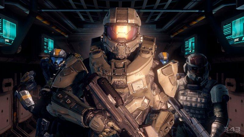 Il multiplayer di Halo 4 richiederà un'installazione da 8 GB