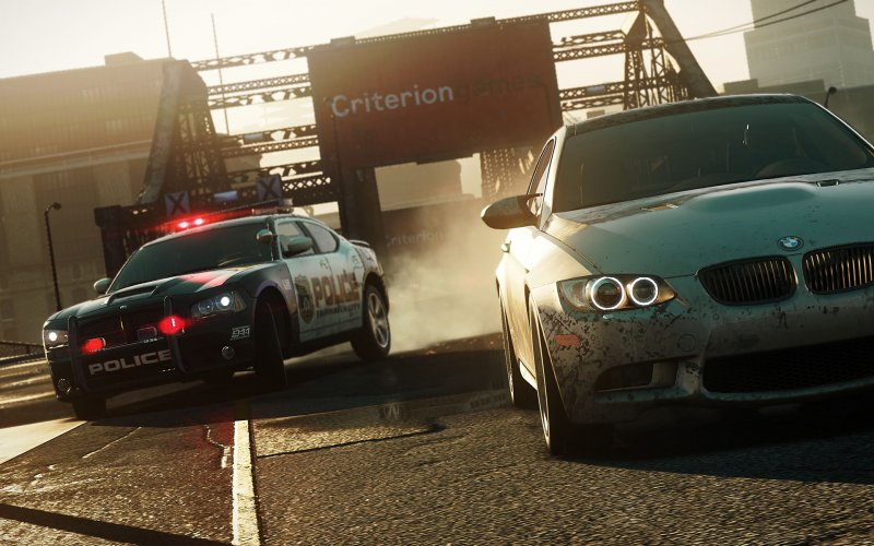 I dettagli sul supporto Kinect per Need for Speed: Most Wanted
