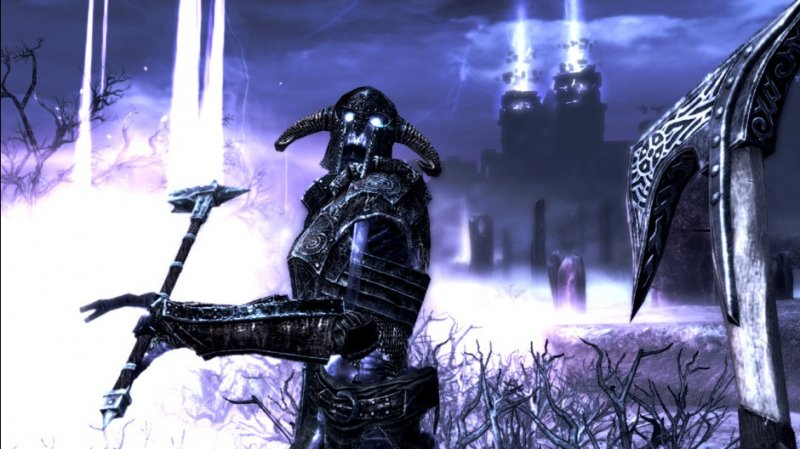 L'espansione Dawnguard sarà più grande di quelle realizzate per Fallout 3...