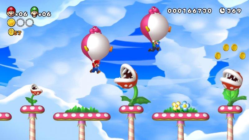 Mario non è mai abbastanza