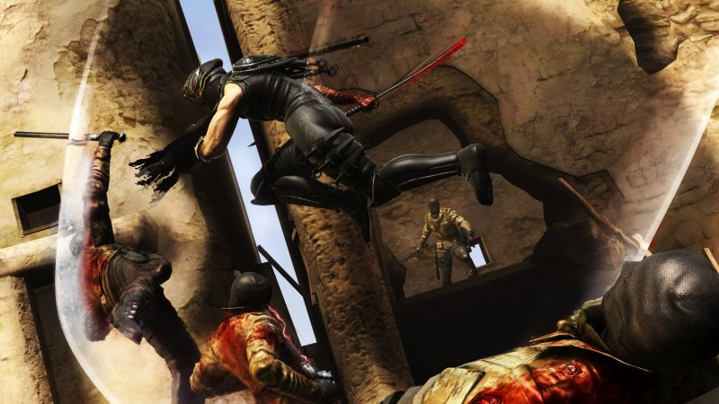 Gamescom 2012 - La versione Wii U di Ninja Gaiden 3 sarà la migliore, un omaggio all'utenza hardcore