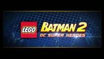 Lego Batman 2: DC Super Heroes - Trailer E3 2012 della versione 3DS