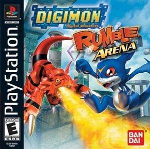 Digimon Rumble Arena per PlayStation 2