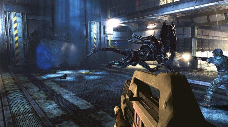 L'uscita della versione Wii U di Aliens: Colonial Marines dipende da SEGA